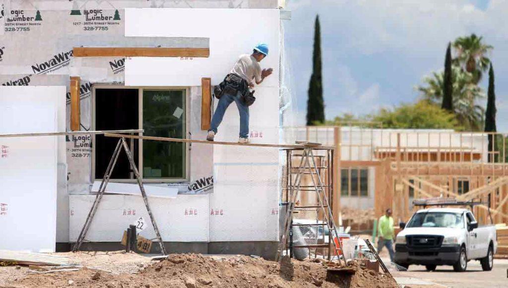 Construction at Schoolyard