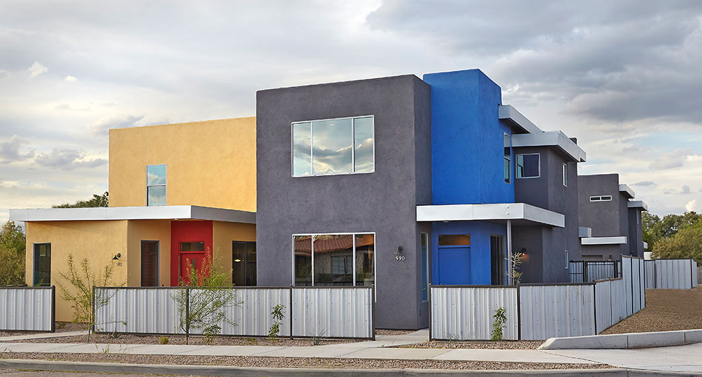 Park Modern - Houses for sale - Pepper Viner Homes