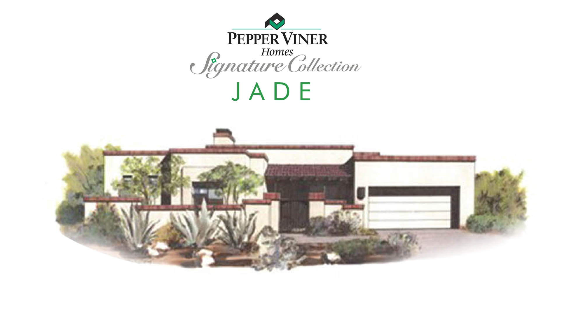 house plans - Jade - custom home