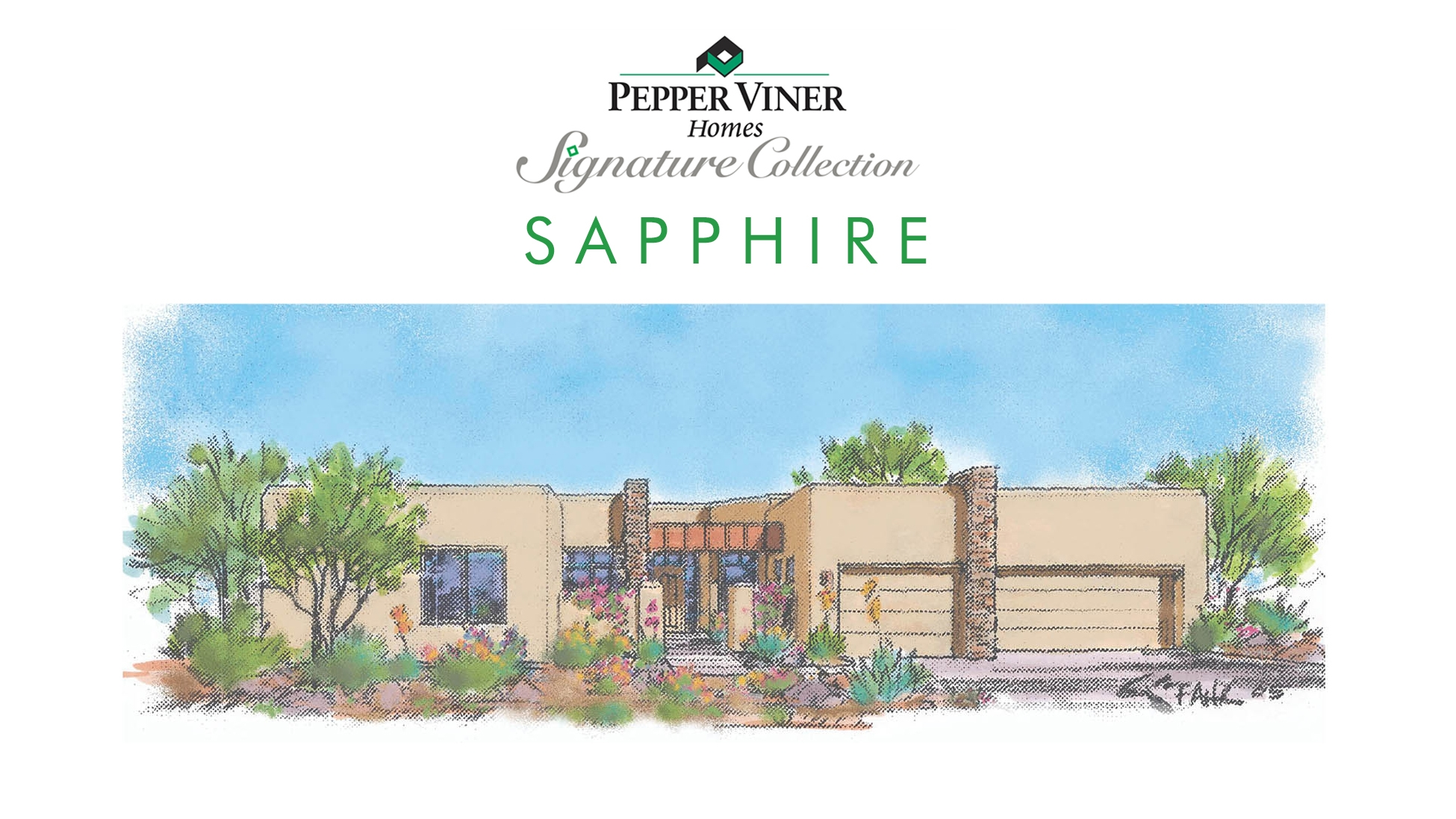 house plans - Sapphire - custom home